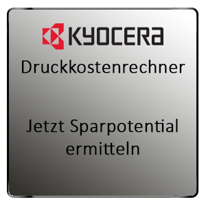 Kostenloser Druckkostenrechner von HSt und Kyocera, Microsoft Cloud Solution Provider