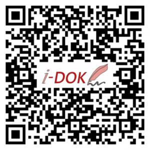 Dokumentationssystem i-DOK - digital dokumentieren