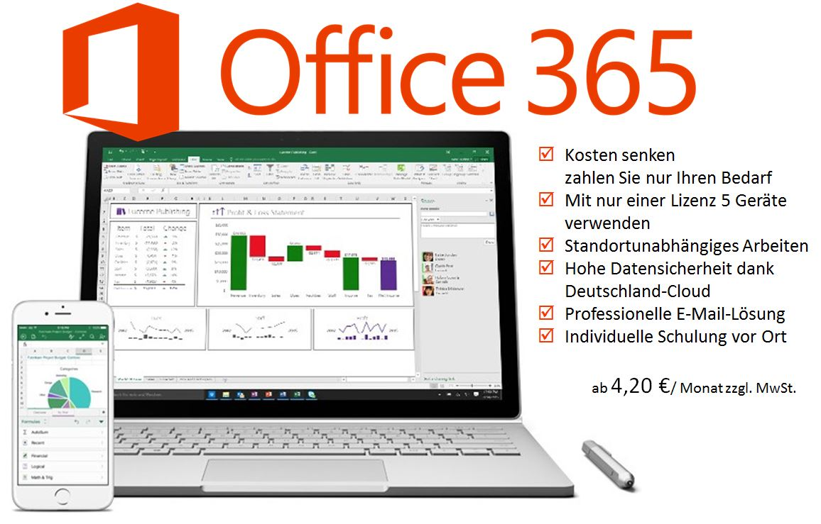 Office 365 Business Cloud Deutschland
